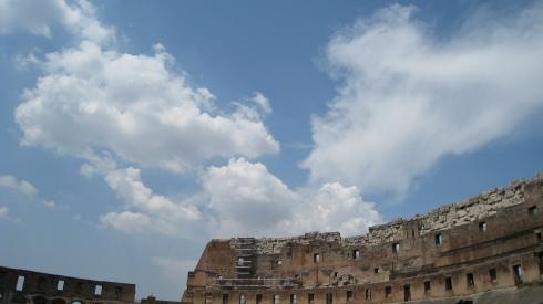 Rome again...