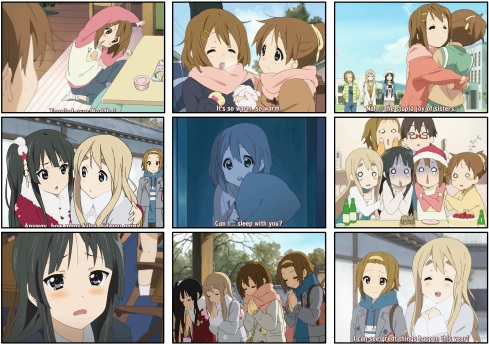 K-ON! Up to 10a