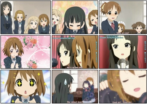 K-ON! Up to 10b